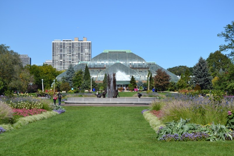 A Victorian Gl House Visit The Lincoln Park Conservatory