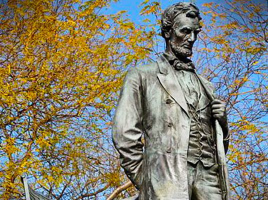 Lincoln Park Conservancy monuments